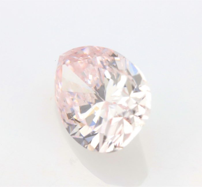 0.28 fancy pink ps8 700x649 - Pink Diamond – Natural Loose Fancy Pink GIA Certified 0.28ct Pear Cut SI1 Argyle