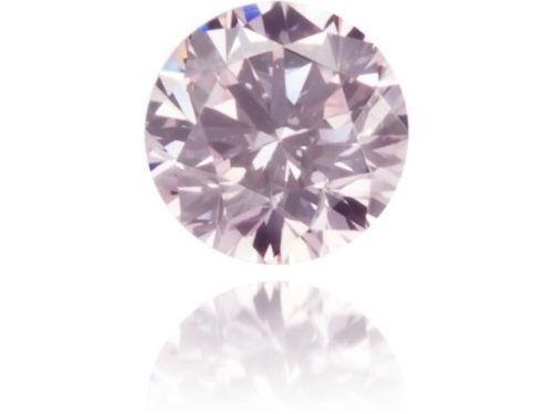 12 49 - Pink Diamond Fancy Pink Round 100% natural 1.8mm