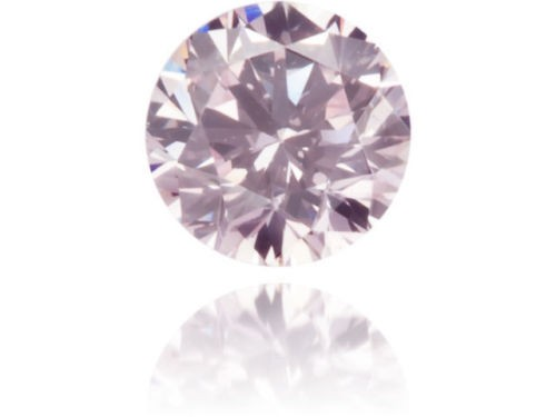 12 50 1 - Pink Diamond Fancy Pink Round 100% natural 1.8mm