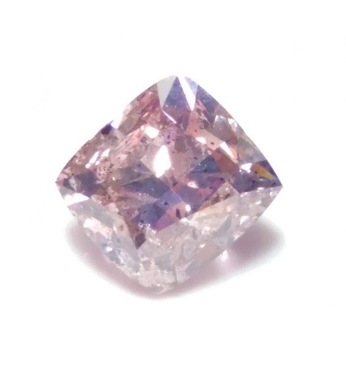57 21 700x745 - Pink Diamond – 1.00ct Natural Loose Fancy Pink Purple GIA Certified Cushion