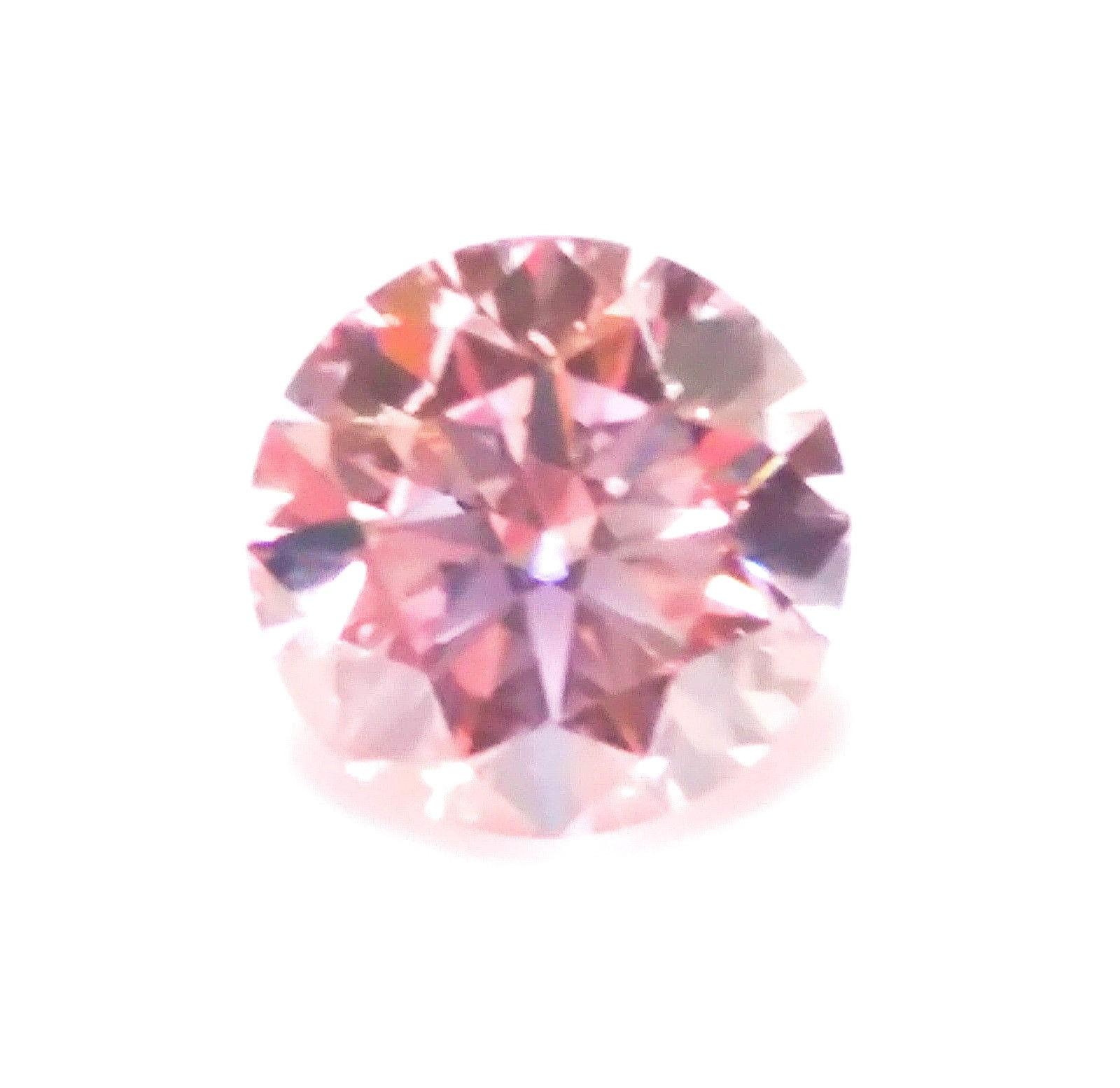 Pink Diamond 0 23ct Argyle Natural Loose Fancy Light