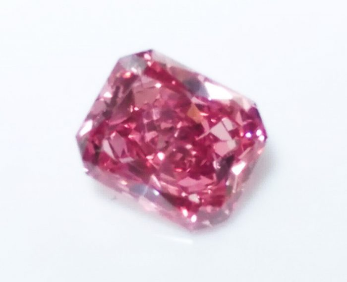 57 59 1 700x568 - 0.17ct Natural Loose Fancy Vivid Purplish Pink Color Diamond GIA VS1 Radiant