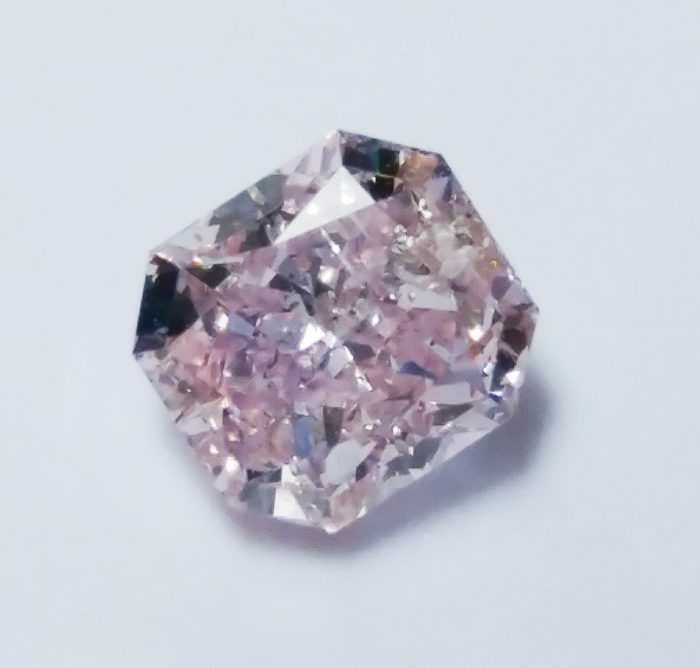 57 60 1 700x668 - Pink Diamond - 0.51ct Natural Loose Fancy Purple Pink Color Diamond GIA Radiant