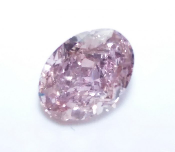 57 81 700x607 - 0.53ct Pink Diamond - Natural Loose Fancy Purple Pink Color GIA Oval Shape SI2