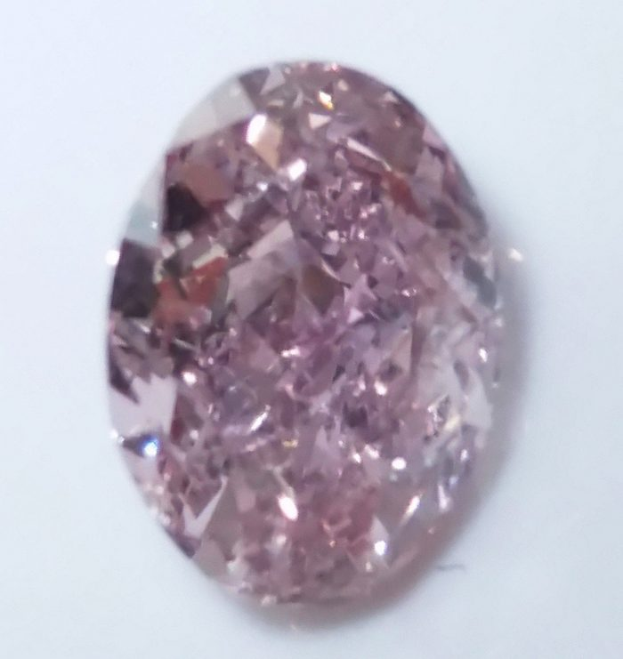 57 82 2 700x741 - 0.53ct Pink Diamond - Natural Loose Fancy Purple Pink Color GIA Oval Shape SI2