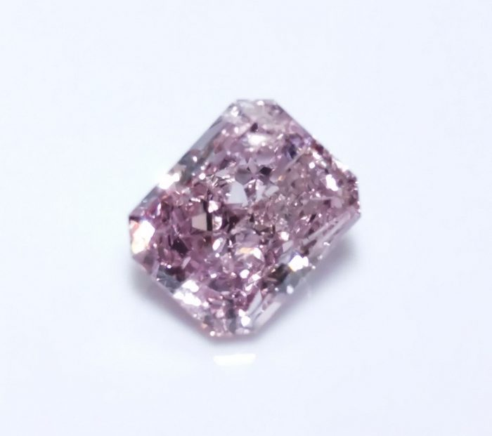 57 90 4 700x621 - 0.50ct Natural Loose Fancy Purple Pink Color Diamond GIA Certified Radiant SI2