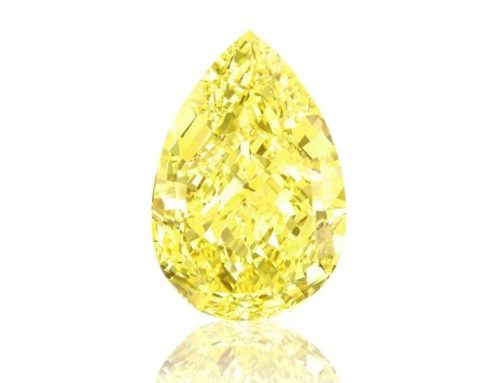 Yellow Diamonds are cherished gem stones for their gorgeous color, exotic appearance and mystic power.