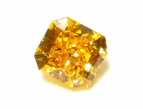 Life's most endearing moments – engagements, birthdays and anniversaries – are celebrated with diamonds. But most people believe that a diamond with color is an inferior jewel.