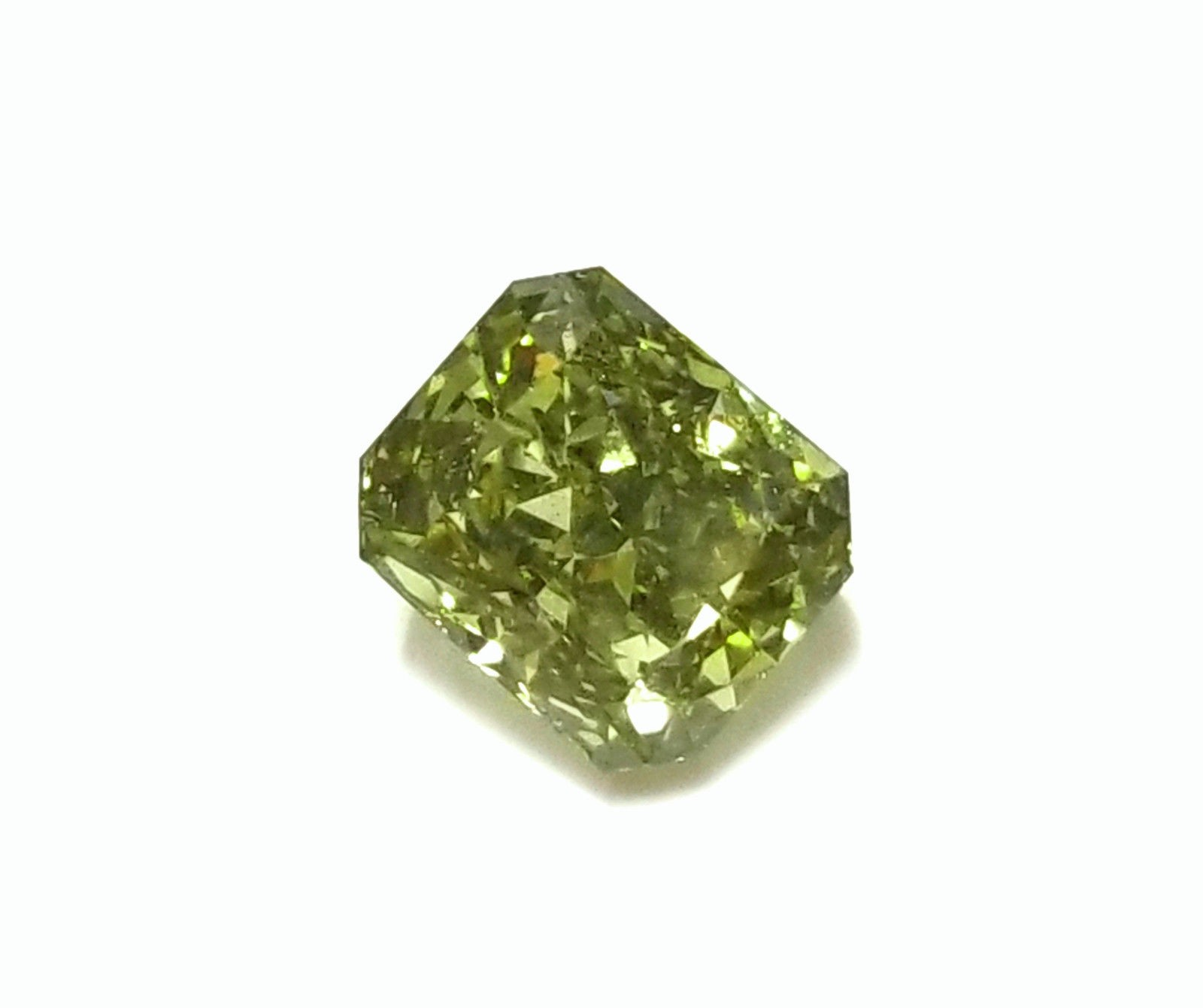 green yellow gia loose product fancy diamond radiant deep natural