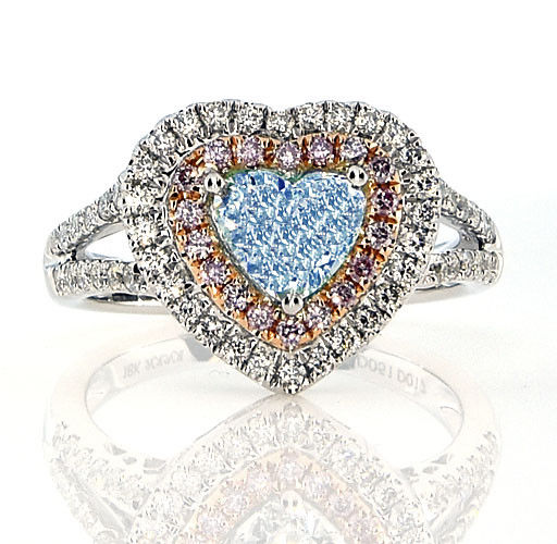 platinum in main cut detailmain halo rose blue grey cushion fancy phab and lrg green engagement ring rings diamond light