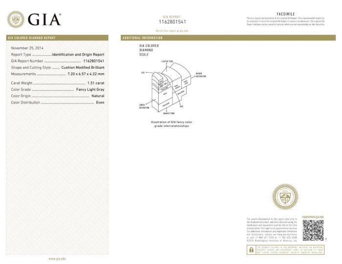 57 1 6 700x541 - 1.68ct Fancy Gray & Intense Pink Diamond Engagement Ring GIA 18K Rose Gold SI1