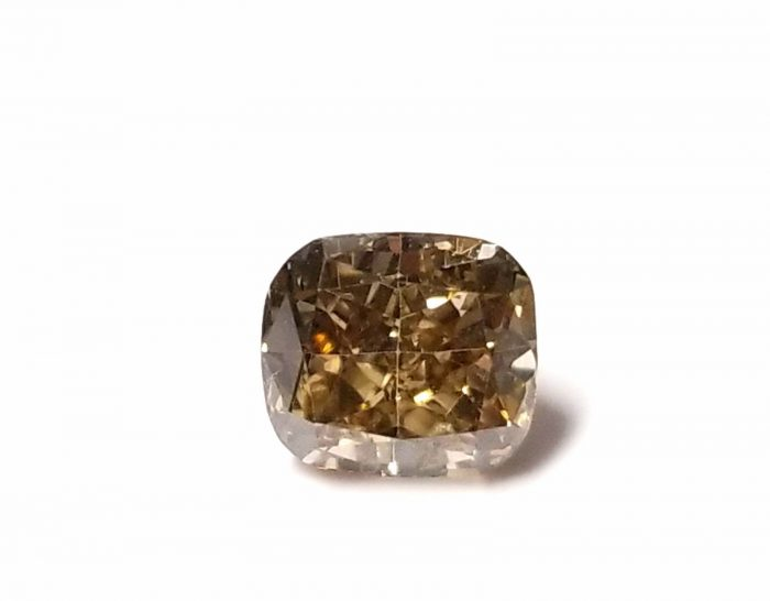 57 25 1 700x546 - Whiskey 1.08ct Natural Loose Real Fancy Brown Diamond Cushion Cut VS1 For Ring