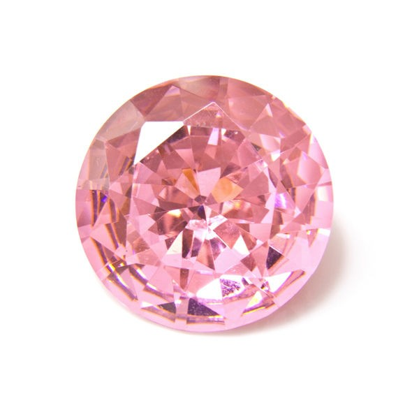 Round Argyle Pink Diamond - Real 0.14ct Natural Loose Fancy Intense Purple Pink Color Diamond GIA Round