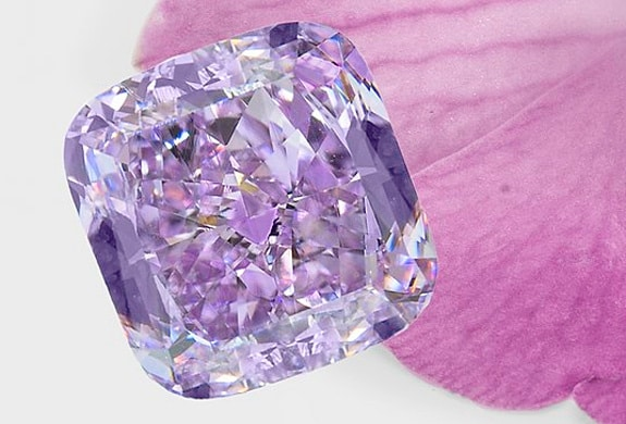 All you need to know about Fancy Purple Colored Diamond