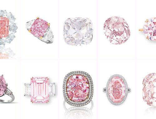 All you need to know About Pink Colored Diamond