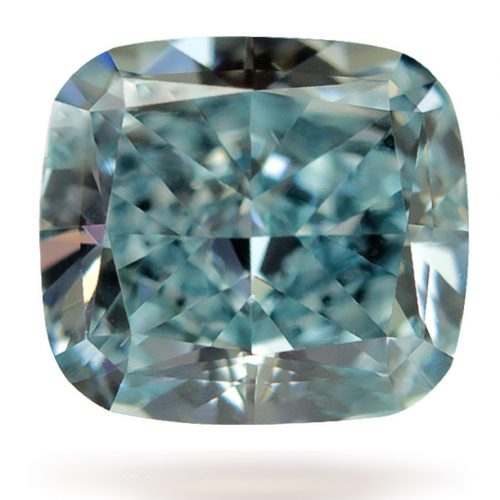 blue green diamond