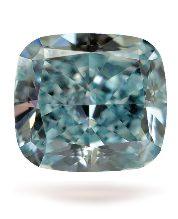 blue green diamond