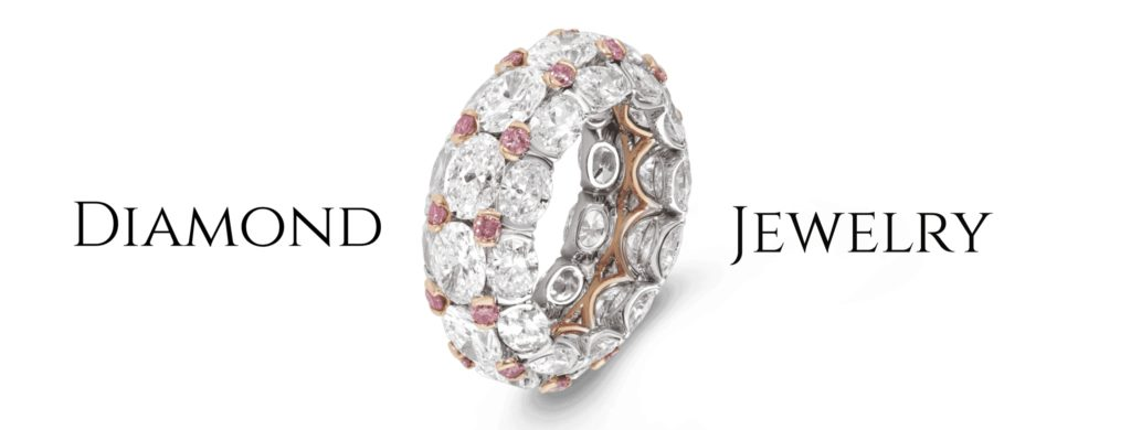 color diamond jewlry