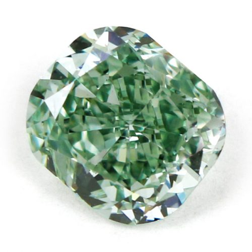 fancy green diamond
