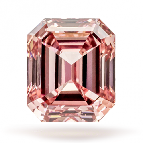 intense pink diamond
