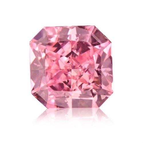 Fancy vivid pink