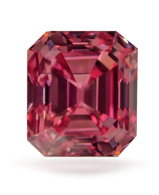 deep pink diamond