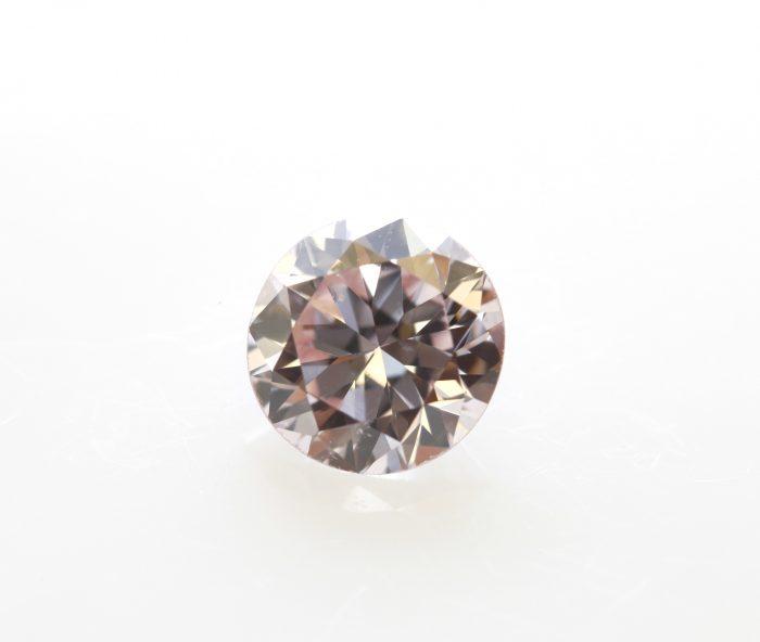 round pink diamond