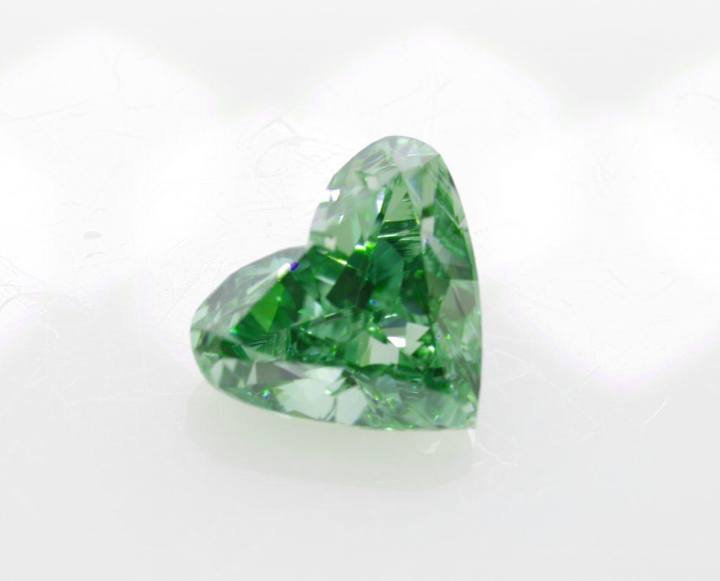 The Value Of Green Diamonds