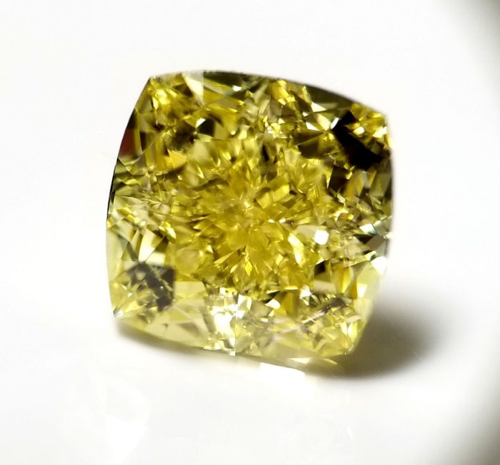 120ct Natural Loose Fancy Intense Yellow Color Diamond GIA VS1 Cushion 264141549990 2 700x652 - 1.20ct Natural Loose Fancy Intense Yellow Color Diamond GIA VS1 Cushion