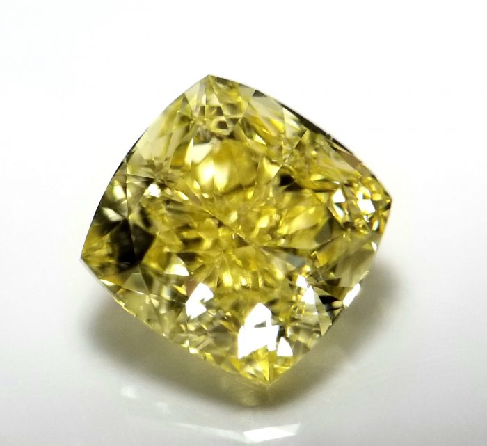 120ct Natural Loose Fancy Intense Yellow Color Diamond GIA VS1 Cushion 264141549990 4 700x641 - 1.20ct Natural Loose Fancy Intense Yellow Color Diamond GIA VS1 Cushion