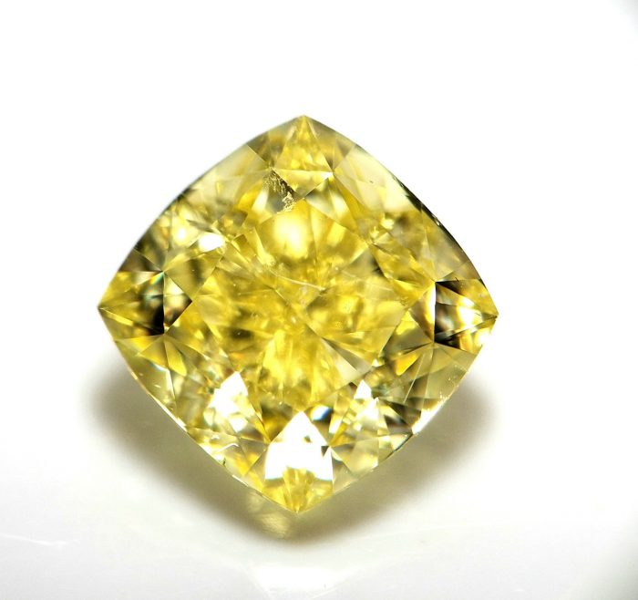 120ct Natural Loose Fancy Intense Yellow Color Diamond GIA VS1 Cushion 264141549990 700x658 - 1.20ct Natural Loose Fancy Intense Yellow Color Diamond GIA VS1 Cushion
