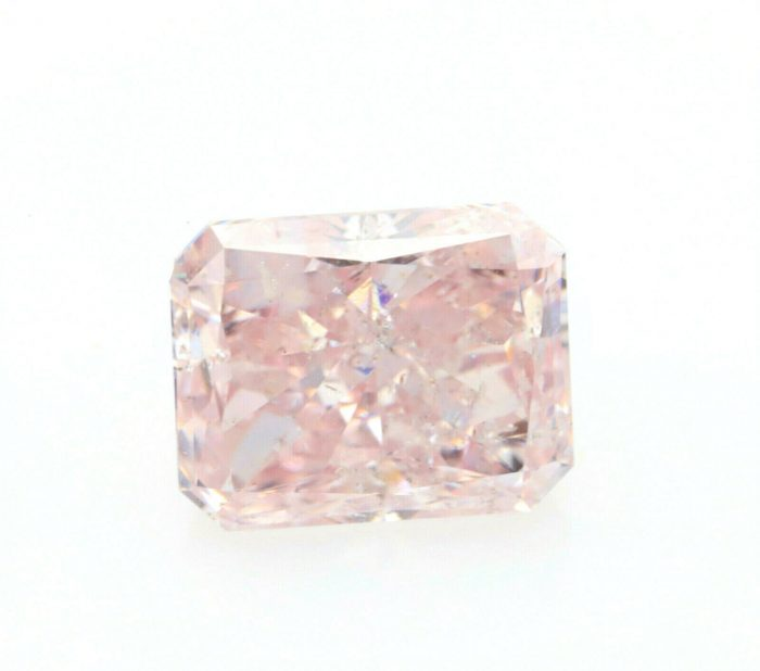 132ct Pink Diamond Natural Loose Fancy Orangy Pink GIA Certified Radiant Fill 264365350920 700x618 - 1.32ct Pink Diamond – Natural Loose Fancy Orangy Pink GIA Certified Radiant Fill