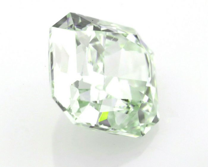 150ct Green Diamond Natural Loose Fancy Light Green Color GIA Radiant VVS2 264237705930 3 700x564 - 1.50ct Green Diamond - Natural Loose Fancy Light Green Color GIA Radiant VVS2