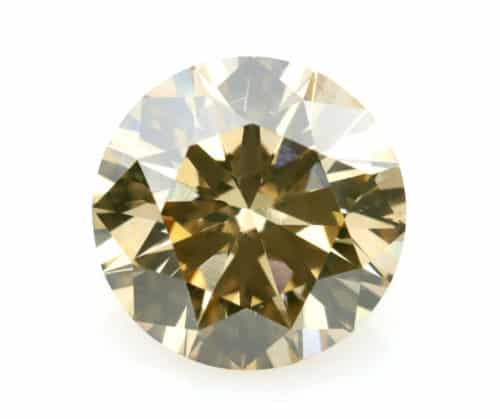 Chmpagne Real 255ct Natural Loose Fancy Yellow Brown Color Diamond Round VS1 264516106210 500x419 - Chmpagne Real 2.55ct Natural Loose Fancy Yellow Brown Color Diamond Round VS1