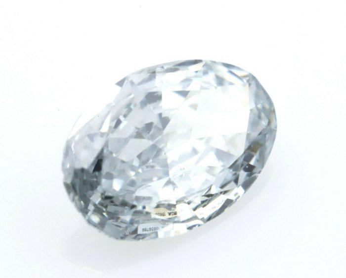 Blue Diamond 028ct Natural Loose Fancy Gray Blue Color GIA SI1 Oval Rare 254205078381 4 700x561 - Blue Diamond - 0.28ct Natural Loose Fancy Gray Blue Color GIA SI1 Oval Rare !