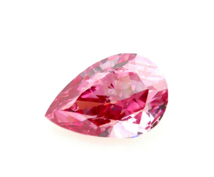 Pink Diamond 022ct ARGYLE Natural Loose Fancy Vivid Pink Color GIA Pear 264316420162 2 700x577 - Pink Diamond - 0.22ct ARGYLE Natural Loose Fancy Vivid Pink Color GIA Pear