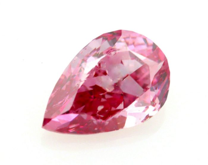 Pink Diamond 022ct ARGYLE Natural Loose Fancy Vivid Pink Color GIA Pear 264316420162 700x556 - Pink Diamond - 0.22ct ARGYLE Natural Loose Fancy Vivid Pink Color GIA Pear
