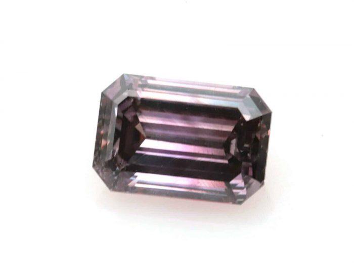 Pink Diamond 052ct Natural Loose Fancy Dark Brown Pink Color Emerald GIA I1 264456023142 700x542 - Pink Diamond 0.52ct Natural Loose Fancy Dark Brown Pink Color Emerald GIA I1