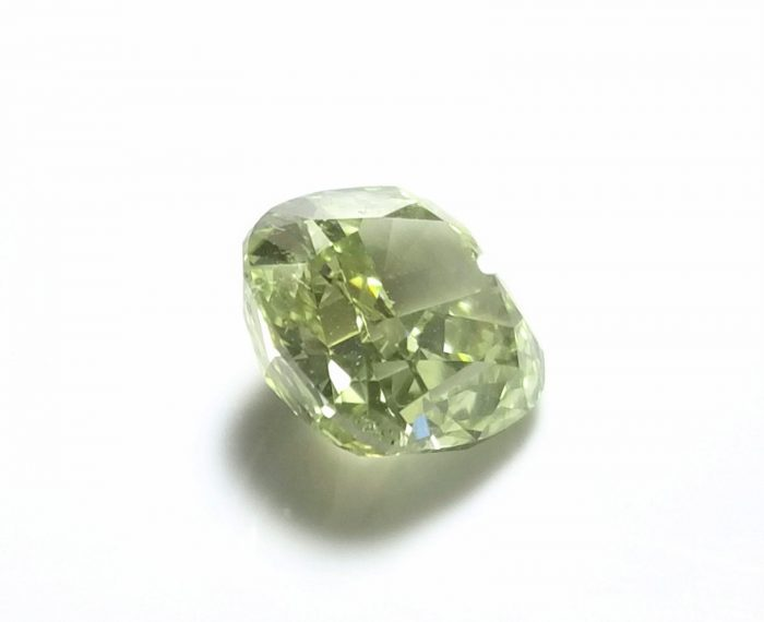 Real 200ct Natural Loose Fancy Yellow Green Color Diamond GIA Cushion 253957321352 5 700x570 - Real 2.00ct Natural Loose Fancy Yellow Green Color Diamond GIA Cushion