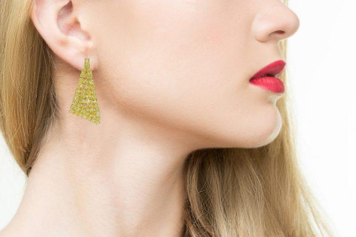 Wow Fine 1910ct Fancy Yellow Diamonds Earrings 18K All Natural 13 Grams Gold 253794686542 3 700x466 - Wow Fine 19.10ct Fancy Yellow Diamonds Earrings 18K All Natural 13 Grams Gold