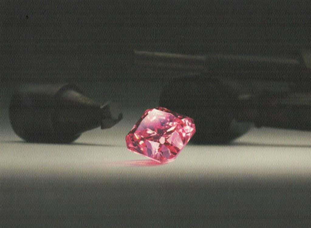 pink diamond cut