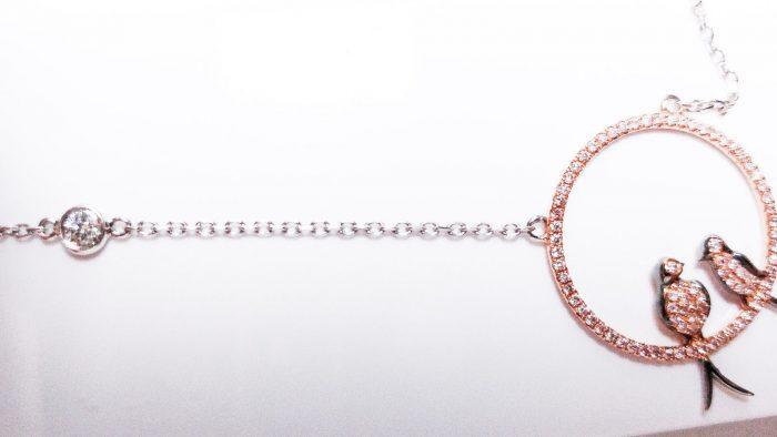 ARGYLE Pink Diamond Necklaces Pendant 050ct Natural Fancy Pink Birds 18K 253713569103 2 700x394 - ARGYLE Pink Diamond – Necklaces & Pendant 0.50ct Natural Fancy Pink Birds 18K