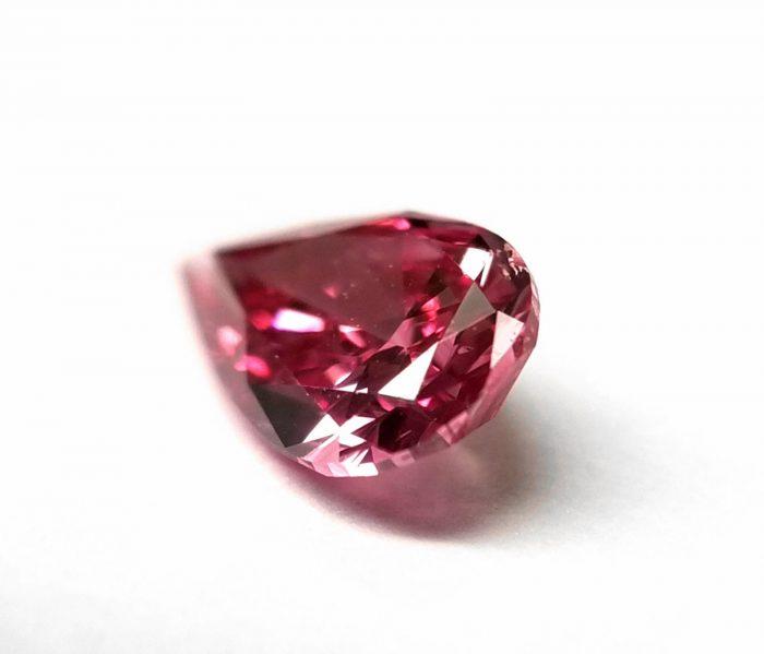 Real 019ct Natural Loose Fancy Vivid Purple Pink Color Diamond GIA Pear SI2 253957205953 2 700x599 - Real 0.19ct Natural Loose Fancy Vivid Purple Pink Color Diamond GIA Pear SI2