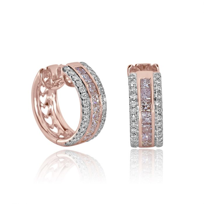 Real Fine 220ct Fancy Pink Diamonds Earrings 18K All Natural 9 Grams Rose Gold 263849482853 700x700 - Real Fine 2.20ct Fancy Pink Diamonds Earrings 18K All Natural 9 Grams Rose Gold