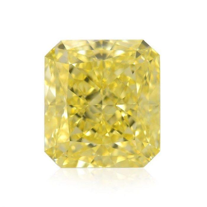 Yellow Diamond 301ct Natural Loose Fancy Intense Yellow GIA VS2 Radiant 254075912343 700x700 - Yellow Diamond – 3.01ct Natural Loose Fancy Intense Yellow GIA VS2 Radiant