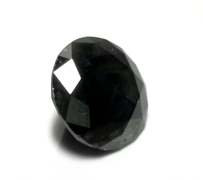 340ct Black Diamond Natural Loose Fancy Black Not Treated Color Round 253954778694 3 700x620 - 3.40ct Black Diamond - Natural Loose Fancy Black (Not Treated) Color Round