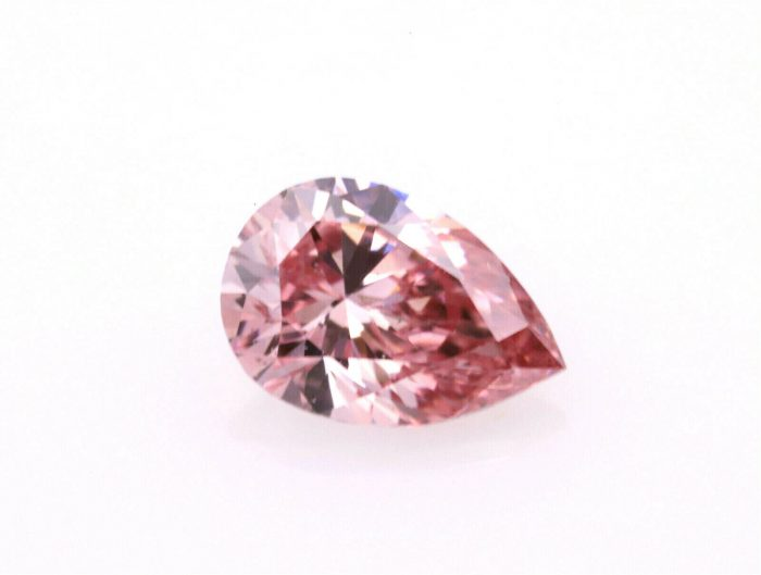 ARGYLE 019ct Pink Diamond Natural Loose Fancy Intense Pink GIA SI1 5PR Pear 264440220754 700x529 - ARGYLE 0.19ct Pink Diamond - Natural Loose Fancy Intense Pink GIA SI1 5PR Pear