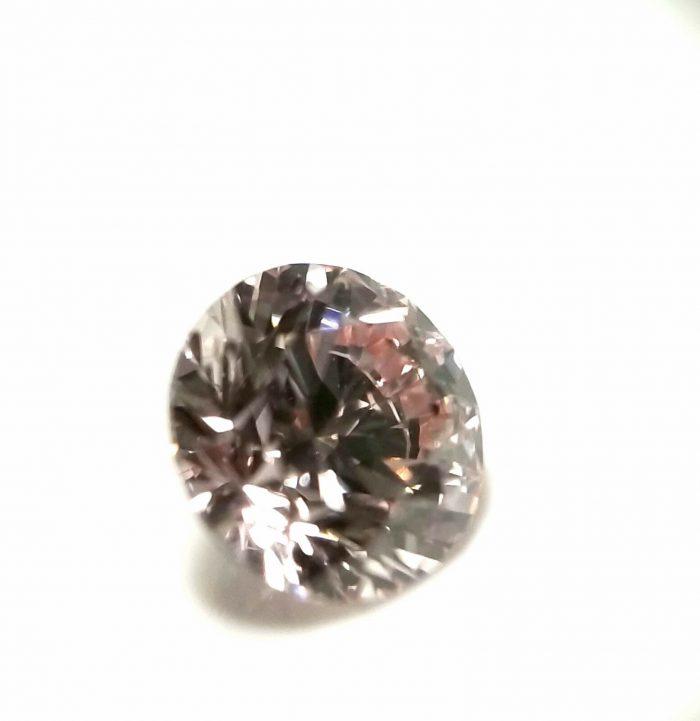 Pink Diamond 038ct ARGYLE Natural Loose Fancy Very Light Pink GIA Round 264169661785 2 700x721 - Pink Diamond – 0.38ct ARGYLE Natural Loose Fancy Very Light Pink GIA Round