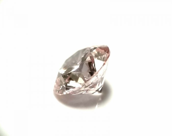 Pink Diamond 038ct ARGYLE Natural Loose Fancy Very Light Pink GIA Round 264169661785 3 700x553 - Pink Diamond – 0.38ct ARGYLE Natural Loose Fancy Very Light Pink GIA Round