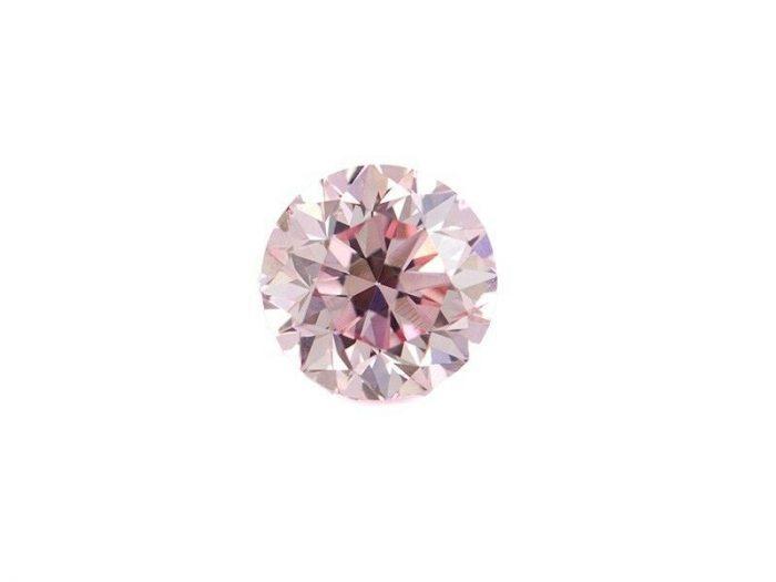 Pink Diamond 038ct ARGYLE Natural Loose Fancy Very Light Pink GIA Round 264169661785 700x525 - Pink Diamond – 0.38ct ARGYLE Natural Loose Fancy Very Light Pink GIA Round